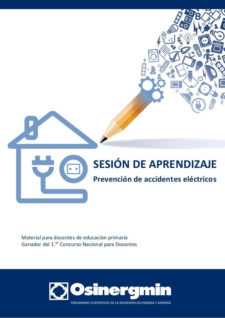 Prevencion de accidentes electricos para niños