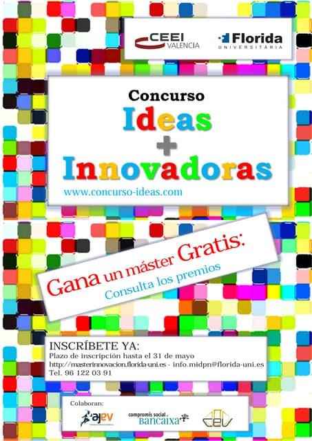 Concurso ideas presentacion