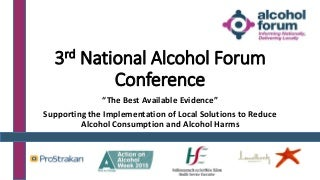alcohol recovery forum