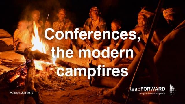 Conferences 2019 - leapForward.be