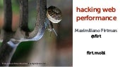 Hacking Web Performance