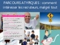Conference parcours atypiques, Gilles Payet