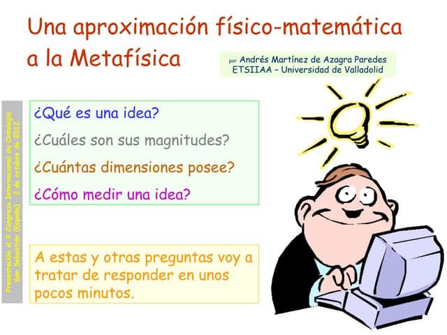 Congreso ontología en español