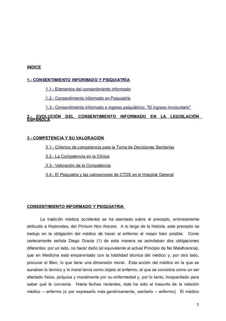 Asombroso Plantilla De Formulario De Consentimiento Informado ...