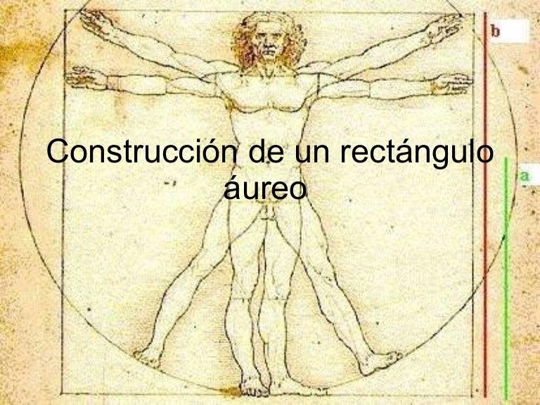 ConstrucciN De Un RectNgulo Ureo