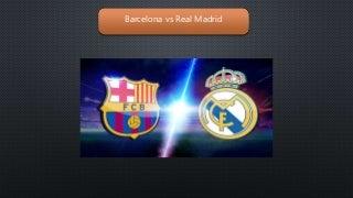 tienda oficial del real madrid barcelona