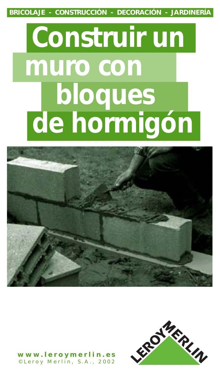 Precio de bloques de cemento precio de bloques de cemento - Precio de bloques de hormigon ...