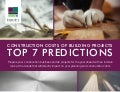 Construction Costs of Building Projects – Top 7 Predictions