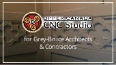 CNC Studio for Architects & Contractors