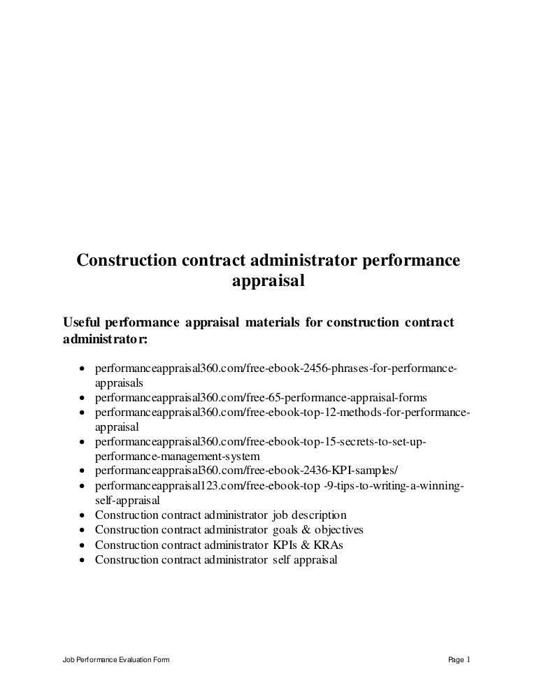 Constructioncontractadministratorperformanceappraisal-150529023342-Lva1-App6891-Thumbnail-4.Jpg?Cb=1432866860