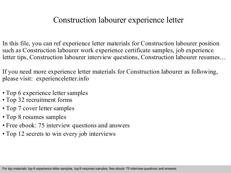 Online esl resources psychology papers write personal essay construction labourer cv example for construction livecareer with regard to cool sample resume for construction laborer yelopaper Images