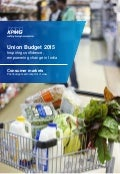 Impact of Budget 2015 on Consumer Markets sector