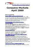 Consumer Markets April 2009