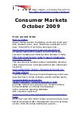 Consumer Markets - November 2009 Indicus