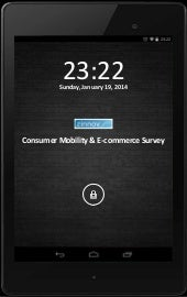 """Consumer Trend Study on """"Consumer Mobility and E-Commerce"""""""