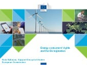 Energy consumers' rights and the EU legislation