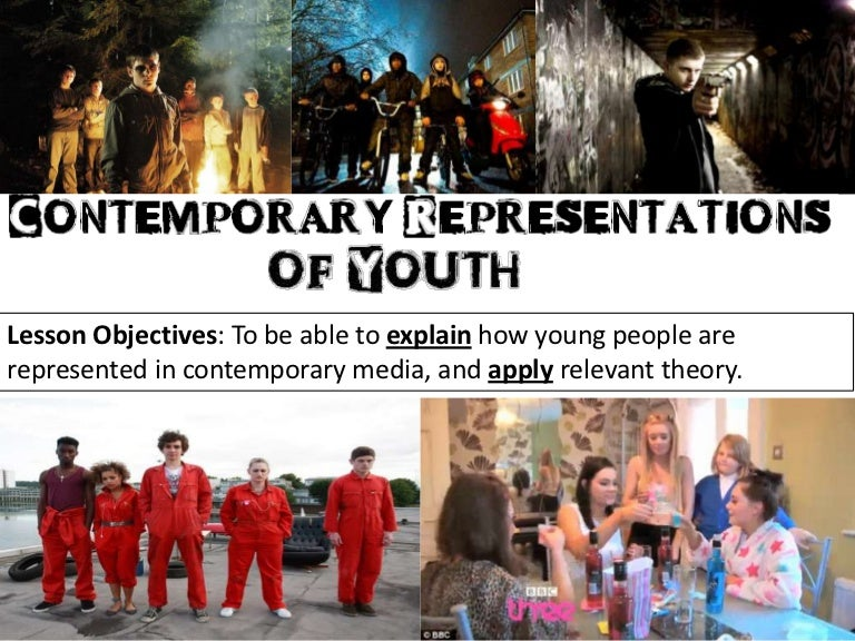 the representation of teenagers in the media Keywords: news media, ideology, class, representation, 'chav', teenage pregnancy introduction the concept of social class influences the way in which british society and power relations operate in everyday situations, and this can often have a great impact on the way in which we encounter personal practices and daily experiences.