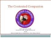 Contented companion by leigh ann hartsfield