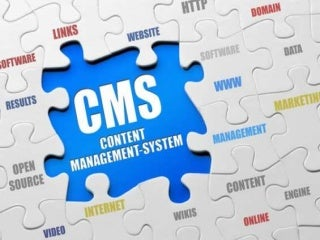 TOP Content management system (CMS) platforms in 2016