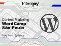 Content Marketing - WordCamp São Paulo 2016