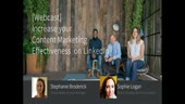 Webcast recording - Marekteers: How to win at social engagement