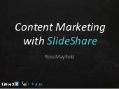 Content marketing with SlideShare