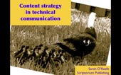 Content strategy for technical communication