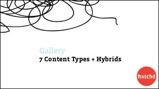 7 types of entertaining content (and how to combine them to create super content)
