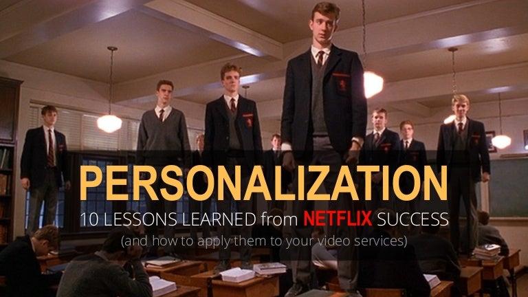 Analysis of the Netflix Business Model   Digital Business Models