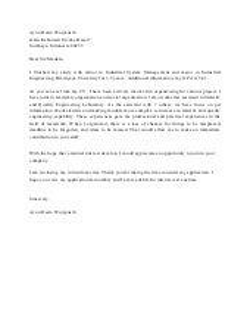cover letter odp bni