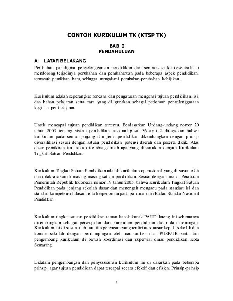 Contoh Laporan Perkembangan Anak Paud Kurikulum 2013 Kumpulan Contoh Laporan