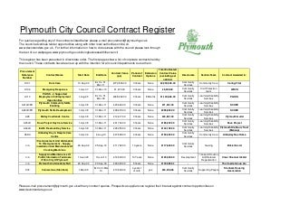 Contract register