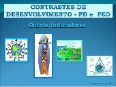 Contrastes PD - PED1