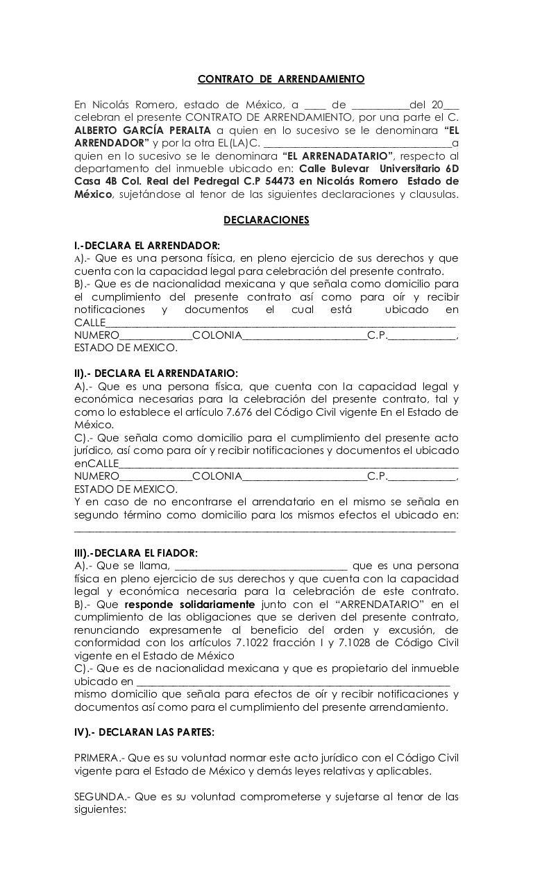 Moderno plantilla de contrato de alquiler de mes cresta ejemplo de colecci n de plantillas de - Contrato de alquiler de garaje ...