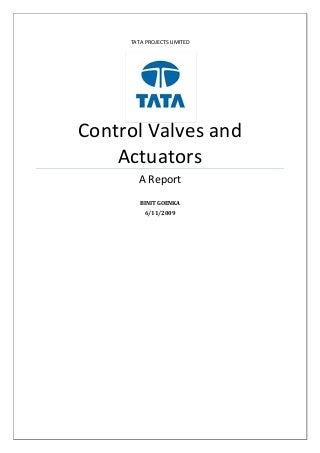 actuators linkedin control valves and actuators