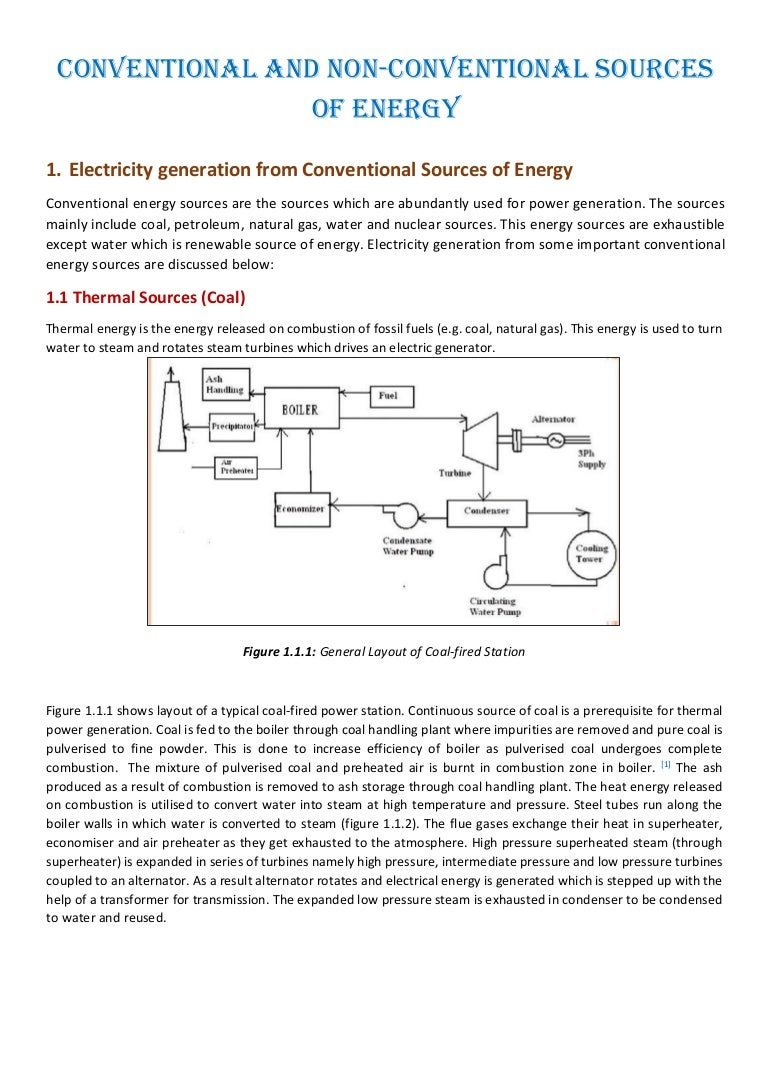 Conventional And Non Sources Of Energy Natural Gas Power Plant Diagram Conventionalandnon Conventionalsourcesofenergy 161116131237 Thumbnail 4cb1479302159