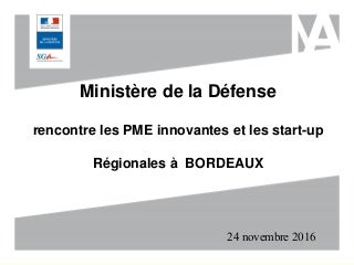Convergence marches journee innovation mindef - cci bordeaux - 24112016 - presentation sphaure