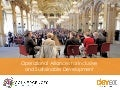 Convergences World Forum 2013 - Key Lessons