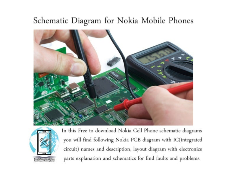 schematic diagram for nokia mobile phones rh slideshare net nokia 6600 circuit diagram pdf nokia 1100 circuit diagram pdf