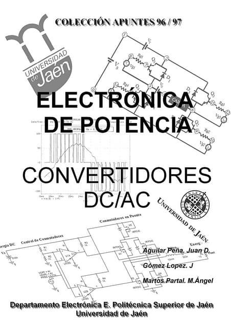 Convertidores dcac (Colección apuntes UJA 96/97)
