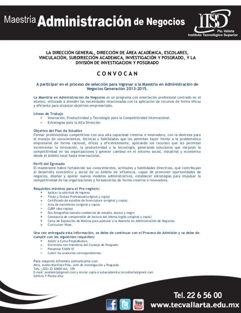 Famoso Currículum Vítae Para La Aplicación De Posgrado Componente ...