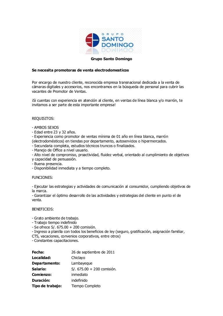 Convocatorias 26-09-2011