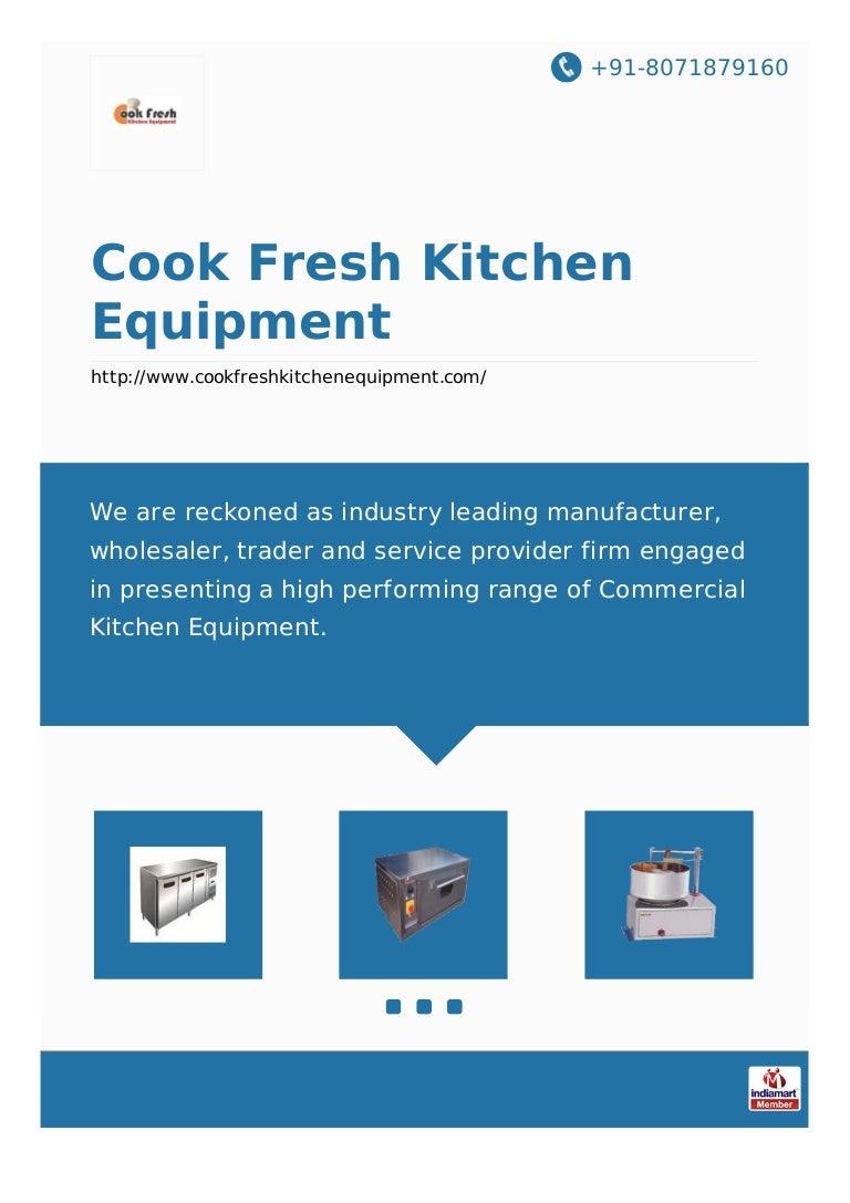 Cook fresh-kitchen-equipment