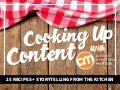 Cooking Up Content with Content Marketing Institute