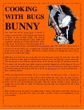 Cooking with bugs bunny