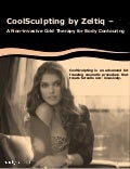CoolSculpting by Zeltiq – a Non-invasive Cold Therapy for Body Contouring