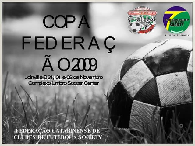 Copa Federação 2009