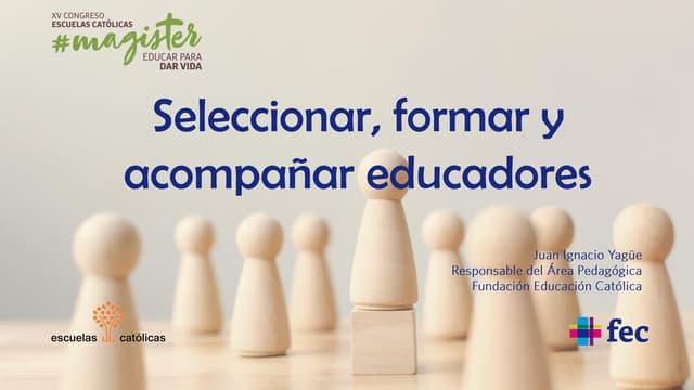 Maestros de maestros – Juan Ignacio Y.