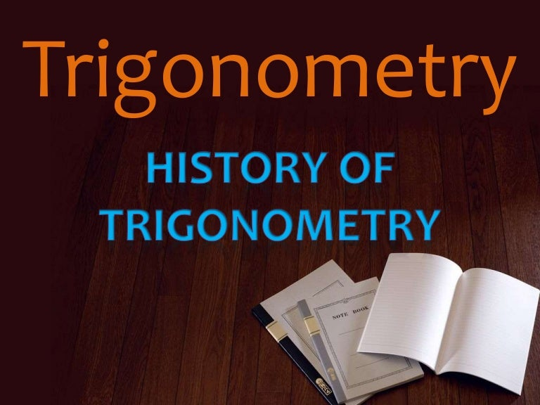 ptolemy trigonometry contribution