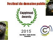 Copyfraud Awards 2015